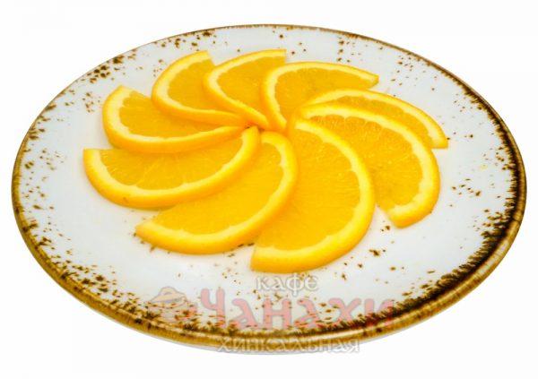 Апельсин в нарезке