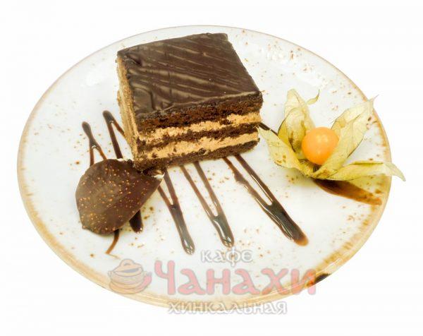 Пироженное Шоколадное
