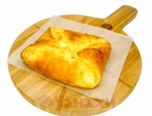 Слоеный хачапури с сыром