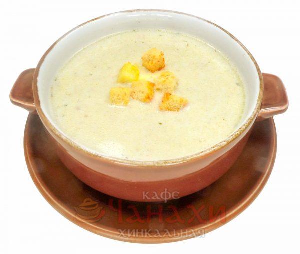 Суп Крем пюре грибной