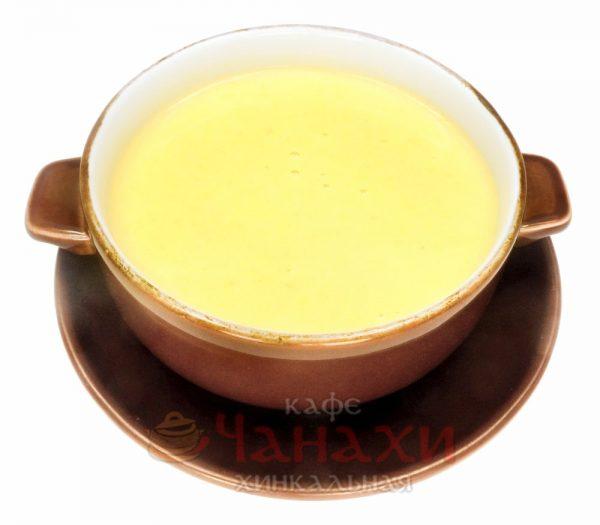 Суп Крем-пюре сырный
