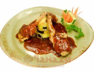 Горячие блюда из баранины
