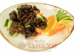 Салат моэр с огурцами
