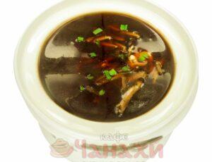 Суп Куриный с грибами Сянгу